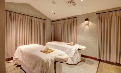 image for Massages, <strong>Facials</strong>, or Mani-Pedi at Stillwater Spa at Hyatt Lake Tahoe (Up to 44% Off)