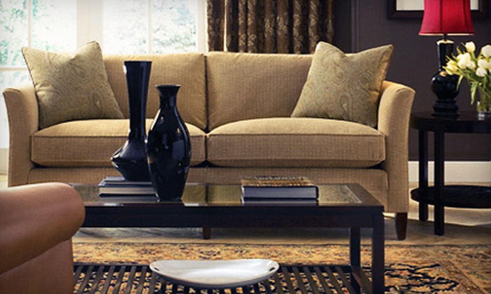 Toms-Price Furniture Stores - Multiple Locations: Home Furnishings at Toms-Price Furniture Stores (Up to 55% Off). Two Options Available.
