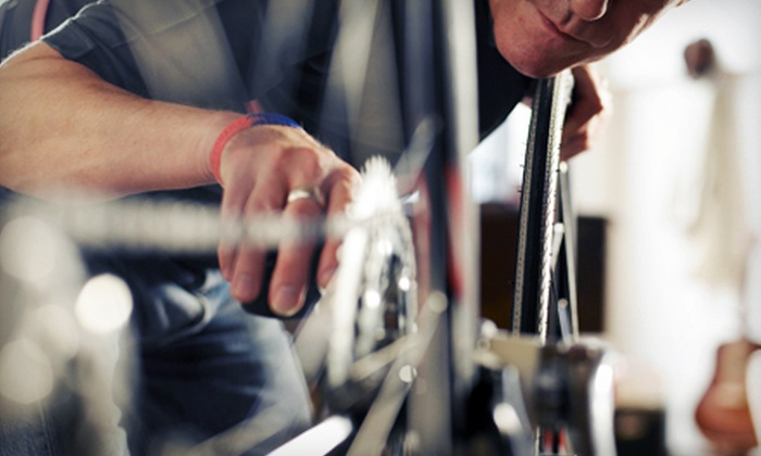 Guthrie Bicycle - Sugar House: $25 for a Basic Bicycle Tune-Up or $25 for a $50 Gift Card to Guthrie Bicycle