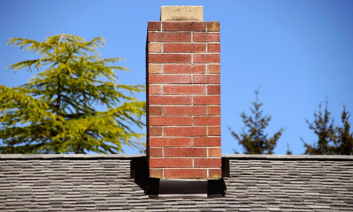 J and E Home Services - Springfield: $139.99 for a Chimney Sweep and Inspection with a Winter Roof Inspection from J and E Home Services ($319 Value)