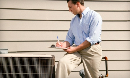 Cleaning and a 21-Point Inspection of a Heating or Cooling System (a $99 value) - Blue Dot Services of Maryland in