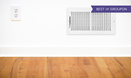 $169 for Furnace and Air-Duct Cleaning for Up to 15 Vents from Modern PURAIR ($389 Value)