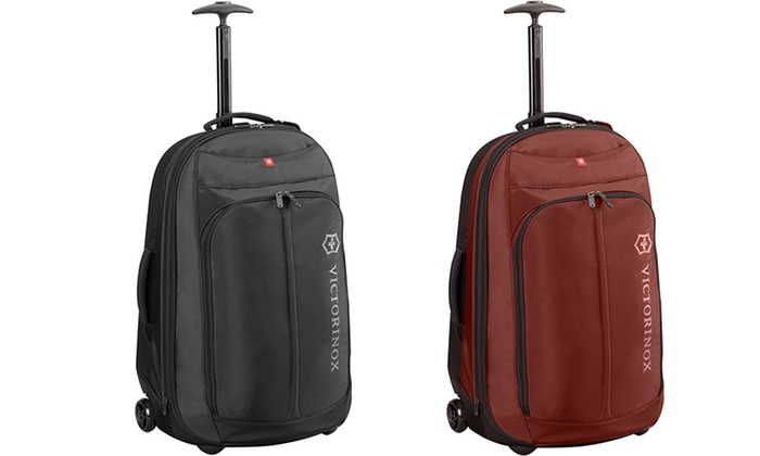 Victorinox Expandable Suitcase Groupon Goods