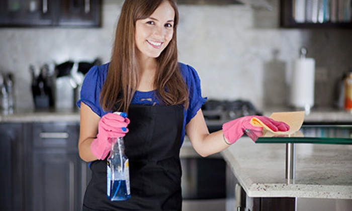 National Dusters - Woodbury: One or Three Two-Hour House Cleaning Sessions from National Dusters (Half Off)