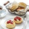 Cream Tea £6.90, Four Locations