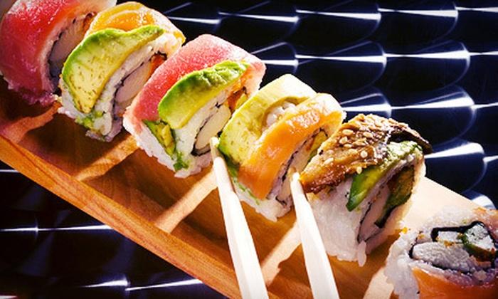 Osaka Sushi - Chili: $15 for $30 Worth of Sushi and Japanese Cuisine at Osaka Sushi
