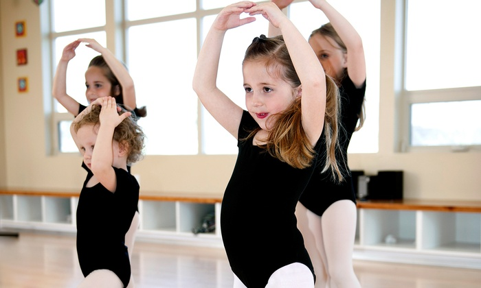 Artists In Motion Dance & Fitness Studio - Artists in Motion Dance and Fitness: Four or Eight Children's Dance Classes at Artists In Motion Dance and Fitness Studio (Up to 51% Off)