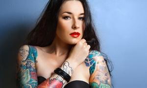 Pain4ink - Tatuaggi E Piercing: Buono sconto fino a 250 € da 16,90 € per un tatuaggio