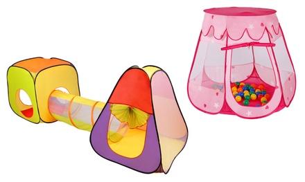 Tienda de campaña para niños con bolas de colores desde 22,99 €