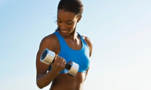 Mountain Girl Fitness: 5 or 10 Boot-Camp Classes, or One Month of Unlimited Boot-Camp Classes at Mountain Girl Fitness (Up to 70% Off)