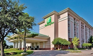 Convenient Hotel in North Dallas Suburb at Holiday Inn Dallas Richardson, plus 6.0% Cash Back from Ebates.