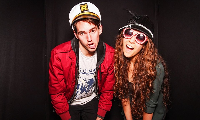 Pure HD Photo Booths - Whittier City: $349 for a Three-Hour Photo-Booth Rental from Pure HD Photo Booths ($699 Value)