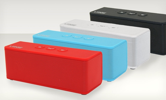 Urge Basics Sound Brick Bluetooth Stereo Speaker with Built-In Microphone: $39.99 for an Urge Basics Sound Brick Bluetooth Speaker ($79.99 List Price). Multiple Colors. Free Shipping and Returns.