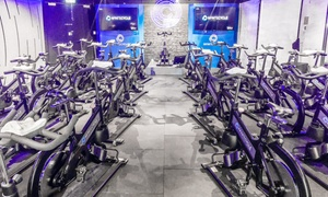 Infinite Cycle: One Month of Unlimited Cycle Classes for 1 ($19) or 2 People ($35) at Infinite Cycle, Two Locations (Up to $344 Value)