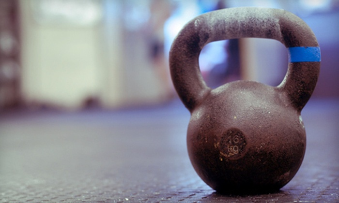 Art & Strength - Perry Hall: 5, 10, or 20 Kettlebell Fitness Classes at Art & Strength (Up to 80% Off)