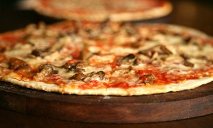 Marozzi's Pizzeria: Food and Drinks at Marozzi's Pizzeria (Up to 50% Off). 2 Options Available