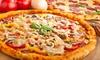 Dowolna pizza 40 cm