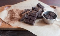 Raw Chocolate Making Workshop for One or Two at Yuuga Kemistri (Up to 70% Off)