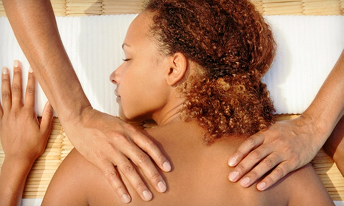 Wildflower Salon - Edmond: 60-Minute Swedish or Hot-Stone Massage at Wildflower Salon (Up to 52% Off)
