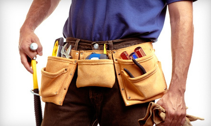 Remodel Pro - Nashville: Two, Four, or Six Hours of General Handyman Services from Remodel Pro (Up to 61% Off)