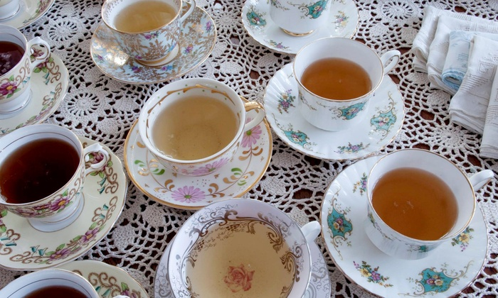 Churchill's Fine Teas - Over-The Rhine: Tea Tasting for One or Two or Private Tea-Tasting Party for Eight at Churchill's Fine Teas (Up to 65% Off)