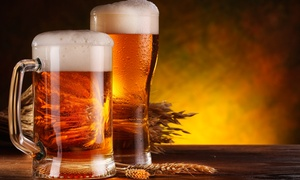 Broadway Brewing and Winemaking: Beer-Brewing or Winemaking Class for One, Two, or Four at Broadway Brewing and Winemaking (Up to 58% Off)