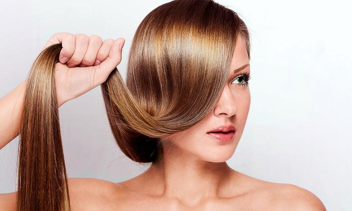New Surabul Hair Beauty Salon - Flushing: One or Two Brazilian Blowouts at New Surabul Hair Beauty Salon (Up to 60% Off)