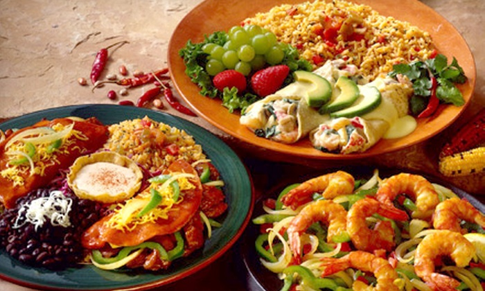 The Red Iguana - East Kingston: Mexican Food at The Red Iguana (Half Off). Two Options Available.