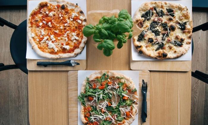Sopot Aromatyczna Pizza 30 Cm Prosto Pizza I Piwo Groupon