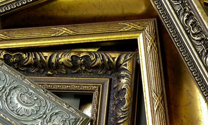 $55 for $125Worth of Framing Products and Services at Museum Quality Framing