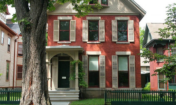 Susan B. Anthony Museum & House - B.E.S.T: Susan B. Anthony Museum & House Visit for Two or Four (Up to 50% Off)