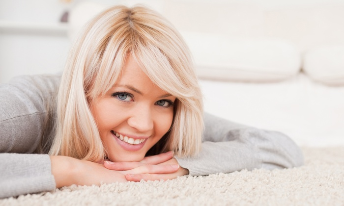 V Clean: Carpet or Tile Cleaning from V Clean (Up to 69% Off). Two Options Available.