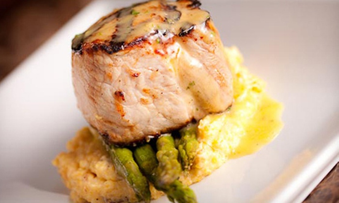 Brownstone - Cultural District: $15 for $30 Worth of American Cuisine Sunday–Thursday or Friday and Saturday at Brownstone