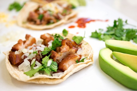 $17 for Mexican Dinner at Corona Mexican Restaurant ($25 Value)