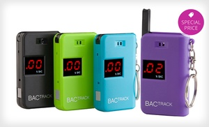 bactrack keychain breathalyzer instructions