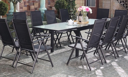 Tavolo e sedie da esterno Lima