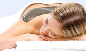 Vicki at Kim's Styling Korner: One or Two Seaweed or Mineral Body Wraps with Facials from Vicki at Kim's Styling Korner (Up to 52% Off)