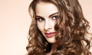 Bella Hair Salon: Haircut Package with Optional Partial or Full Highlights at Bella Hair Salon (Up to 54% Off)