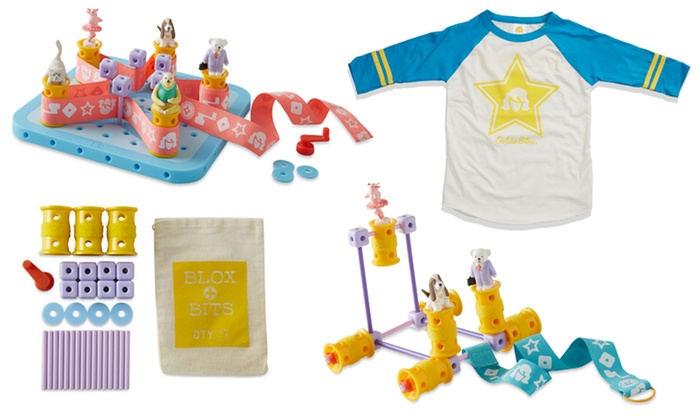 GoldieBlox: Toy Building Sets from GoldieBlox (Up to 30% Off). Three Options Available.