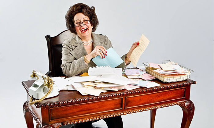 """The Lady With All The Answers - Genesee Theatre: """"The Lady with All the Answers"""" at Genesee Theatre on Saturday, October 18, at 7:30 p.m. (Up to 41% Off)"""