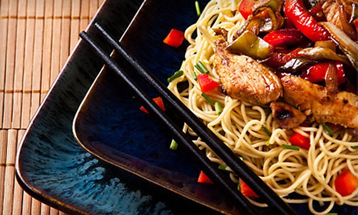 Chin San Asian Bistro & Sushi Bar - Downtown Thousand Oaks: Dine-In or Carry-Out Pan-Asian Cuisine at Chin San Asian Bistro (Half Off)