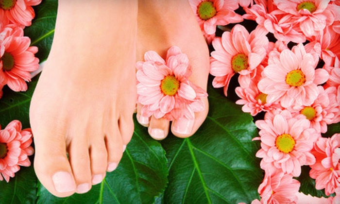Nails by Linh - San Rafael: One or Three Signature Pedicures at Nails by Linh (Up to 55% Off)