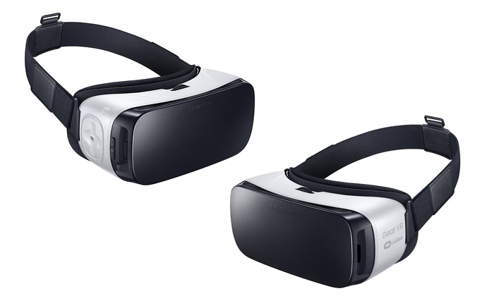 samsung virtual reality headset. samsung gear virtual-reality headset for smartphones: virtual reality i
