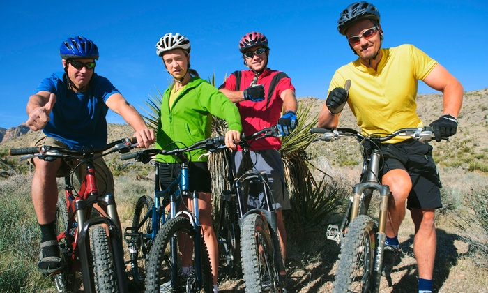 Apex Ex - Denver: Half-Day Intro to Mountain Biking Trip for One or Two from Apex Ex (Up to 62% Off)