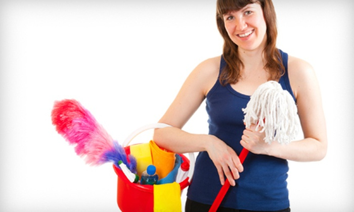 The Ideal Cleaning - O'Hare: Three or Five 2-Hour Housecleaning Sessions from The Ideal Cleaning (Up to 67% Off)
