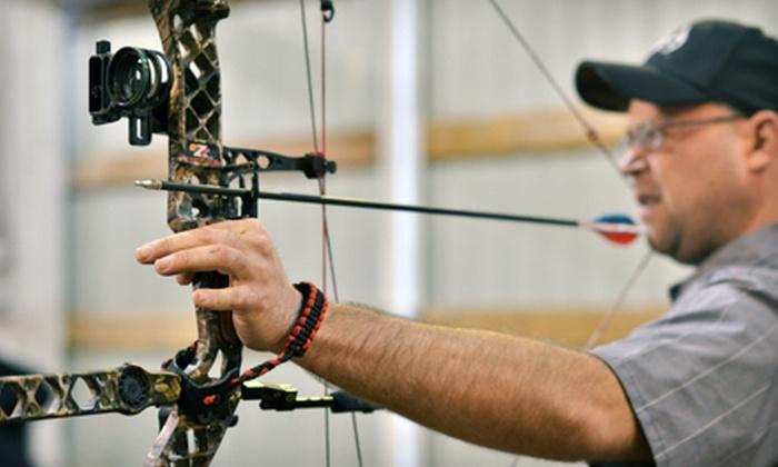 Deer Creek Archery - 3, Bel Air: $45 Toward Archery Lessons and Range Time