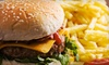 Roxyburger - Downtown Vancouver: Burgers and American Food for Two or Four at Roxyburger (Half Off)