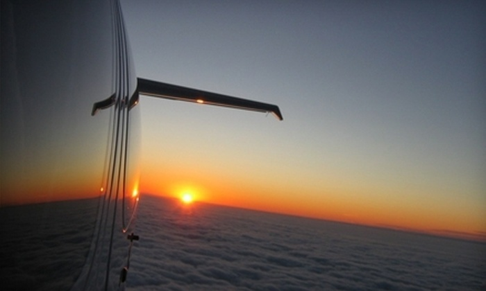Air Tours Texas - Multiple Locations: Copilot Experience for One, Hill Country Tour for Two, or Sunset Flight for Two from Air Tours Texas (Up to 74% Off)
