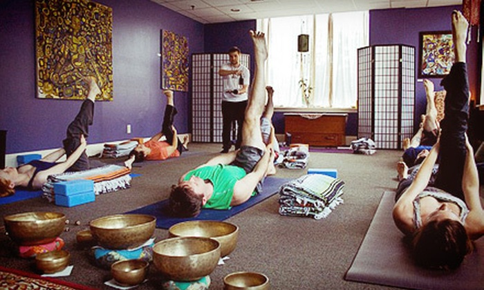 The Conduit Center - East Hartford: 10 Yoga Classes or One Month of Unlimited Yoga Classes at The Conduit Center (Up to 60% Off)