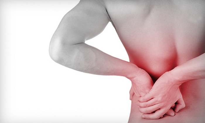 Simon Chiropractic - Vacaville: $49 for Chiropractic Exam Package with Two Adjustments and 30-Minute Massage at Simon Chiropractic ($260 Value)